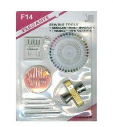 72 Units of 5 Set Sewing Tools - Sewing Supplies