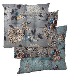 24 Units of Cushion Floral Print - Cushions