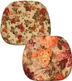 48 Units of Seat Cover Flower Style Medium Size - Cushions