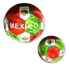 15 Units of Mexico Laser Soccer Ball - Balls