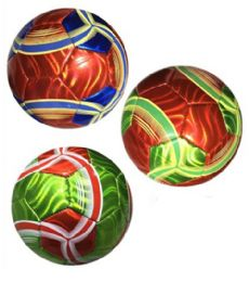 15 Units of Laser Soccer Ball 9 Inch - Balls