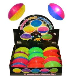 96 Units of Flashing Dual Color Ball - Balls