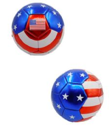 15 Units of USA Design Soccer Ball 9 Inch - Balls