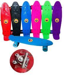 12 Units of 22 Inch Skateboard No Light - Light Up Toys