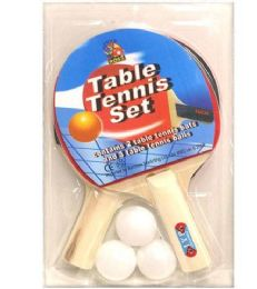 48 Units of Table Tennis Set - Playing Cards, Dice & Poker