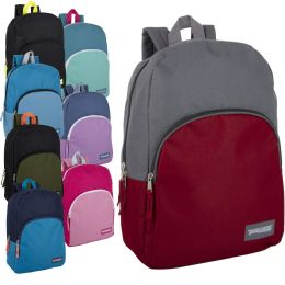 """24 Units of 15 Inch Promo Backpack - Backpacks 15"""" or Less"""