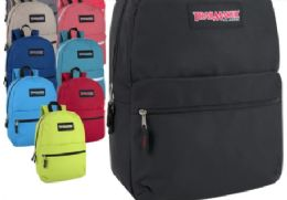 24 Units of Trailmaker Classic 17 Inch Backpack - Backpacks 17""