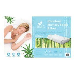 12 Units of Contour Memory Foam Pillow - Pillows
