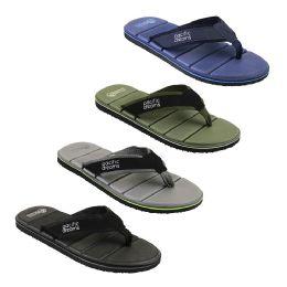 48 Units of Mens Sandals - Men's Flip Flops and Sandals