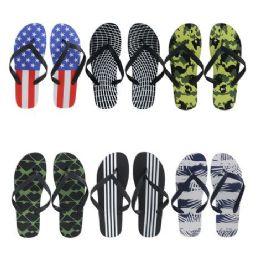 96 Units of Men's Assorted Flip Flops - Men's Flip Flops and Sandals