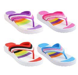 40 Units of Women's Beach Sandals - Women's Sandals