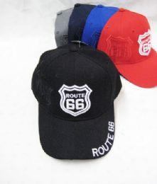 """36 Units of Route 66"""" Base Ball Cap - Baseball Caps & Snap Backs"""
