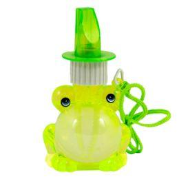 96 Units of Frog Bubble Whistle - Bubbles