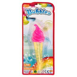 96 Units of Ice Cream Bubble Bottle - Bubbles