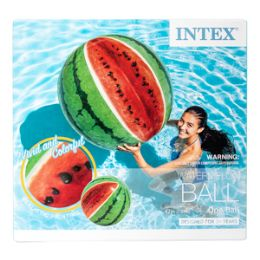 12 Units of Jumbo Inflatable Watermelon Ball - Inflatables