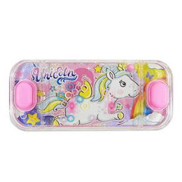 120 Units of Unicorn Ring Toss Water Game - Light Up Toys