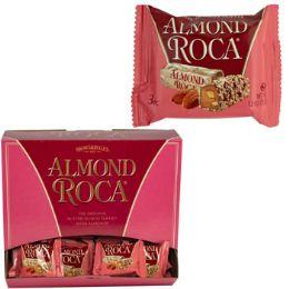 90 Units of Almond Roca 3 Pc In 90 Ct Shipper 1.2 Oz # 0741 - Food & Beverage