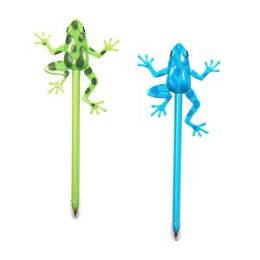 24 Units of Frog Pens With Display - Pens