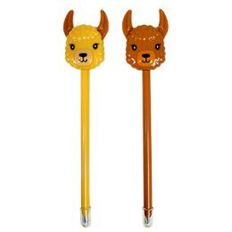 24 Units of Llama Pens With Display - Pens