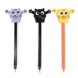 24 Units of Cat Pens With Display - Pens