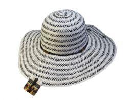 18 Units of Womens Hat W/bow - Caps & Headwear