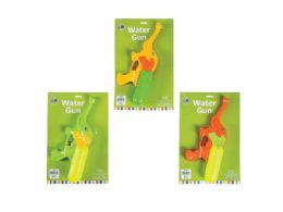 72 Units of Elephant Shaped Water Gun In Assorted Colors - Water Guns