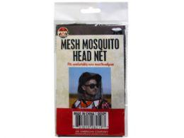36 Units of Mosquito Head Net - Assorted Cosmetics