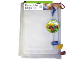12 Units of 6 Pack Reusable Bags - Cooler & Lunch Bags