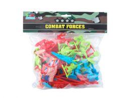 36 Units of 56 Piece Combat Forgers Army Men Set - Action Figures & Robots