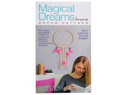 27 Units of Magical Dreams 30 In Dream Catcher Kit - Craft Kits