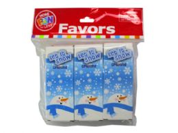 108 Units of 24 Pack Winter Theme Crayons With 6 Packs Of 4 - Chalk,Chalkboards,Crayons