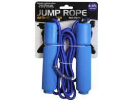 18 Units of Counting Rope 8.5 Feet 2 Asst Colors - Outdoor Recreation