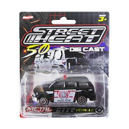 48 Units of Street Heat DiE-Cast Vehicle - Cars, Planes, Trains & Bikes