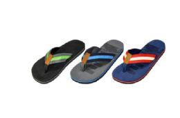 36 Units of Men Sport Flip Flop - Men's Flip Flops and Sandals