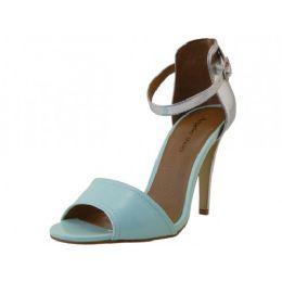 12 Units of Women's Angles Shoes High Heel Angel Strip Sandals - Women's Heels & Wedges