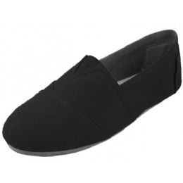 24 Units of Men's The Most Comfortable Slip On Casual Canvas Shoes - Men's Sneakers