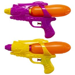 60 Units of Water Pistol Plastic Assorted Colors Pp $2.99 - Water Guns