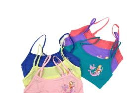 36 Units of Girl's Seamless Top - Girls Underwear and Pajamas