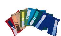 48 Units of Boy's Cotton Boxer Briefs With Design - Boys Underwear