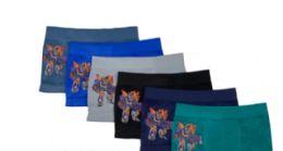 48 Units of Boy's Seamless Boxers - Boys Underwear