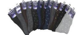 72 Units of Men's High Quality Socks - Mens Dress Sock
