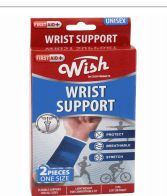 96 Units of Wish Support Wrist - Bandages and Support Wraps