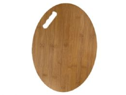 30 Units of Large Oval Wooden Cutting Board - Cutting Boards