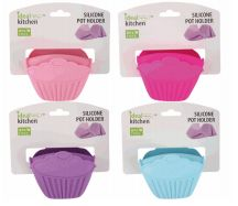 48 Units of Ideal Kitchen Silicone Pot Holder Cupcake - Kitchen Gadgets & Tools
