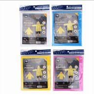 96 Units of Children Raincoat - Umbrellas & Rain Gear