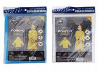 96 Units of Drops Poncho Adult - Umbrellas & Rain Gear