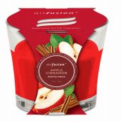 48 Units of Air Fusion Candle 4 Ounce Apple Cinnamon - Candles & Accessories