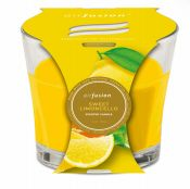 48 Units of Air Fusion Candle 4 Ounce Limoncello - Candles & Accessories