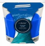 48 Units of Air Fusion Candle 4 Ounce Ocean Surf - Candles & Accessories