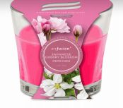 48 Units of Air Fusion Candle 4 Ounce Cherry Blossom - Candles & Accessories